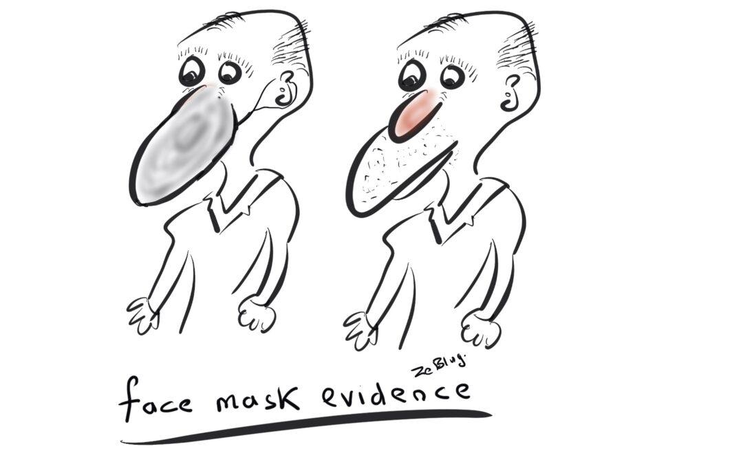 C-19 Face Masquerade