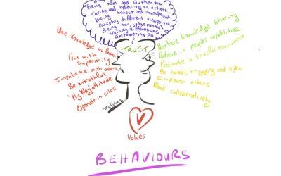 Behaviours + or –