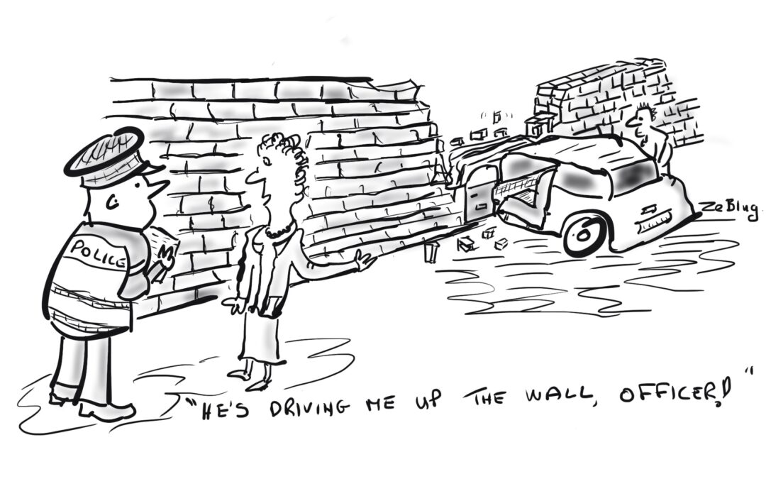 """""""Up the Wall!"""""""